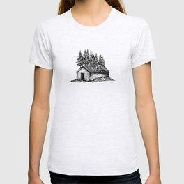 Shack & Trees T-shirt