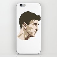 messi iPhone & iPod Skins featuring Messi by The World Cup Draw