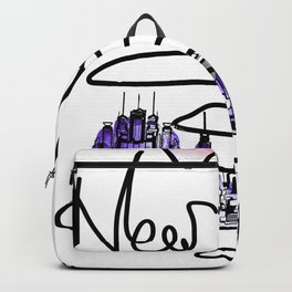 Love New York Backpack