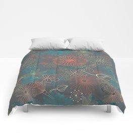 Grey Dreams Comforters