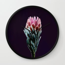 Beauty in Bloom Wall Clock