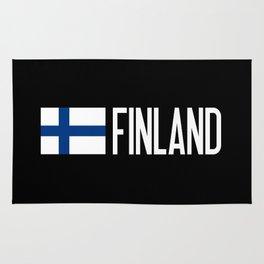 Finland: Finnish Flag & Finland Rug