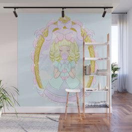 Sweet Candy Girl Wall Mural