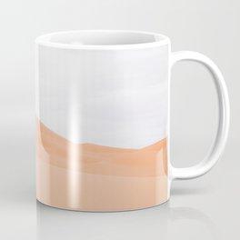 Desert Abstract - Sahara, Morocco Coffee Mug