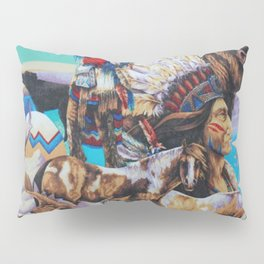 American Native Pattern No. 199 Pillow Sham