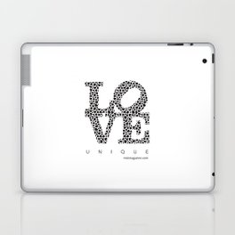 MICI - love unique Laptop & iPad Skin