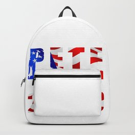 Pete Buttigieg 2020 for President Campaign Patriotic Backpack