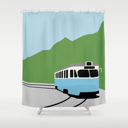 Göteborg Shower Curtain