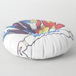 Rodimus red/blue Floor Pillow