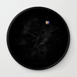 Gravity V2 Wall Clock