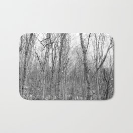Silver Birches Bath Mat