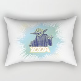 Yoda I am! Rectangular Pillow