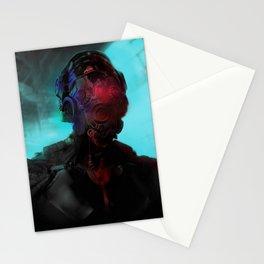 Cyberpunk #2 Stationery Cards