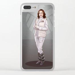 A Galaxy Far Away - Simmons Clear iPhone Case