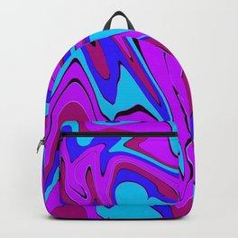 dreamland color flow 4 Backpack