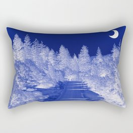 Merry Christmas... Rectangular Pillow