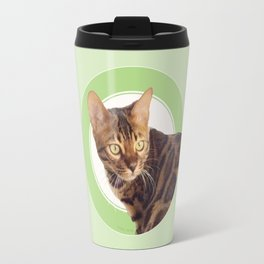 Boris the cat - Boris le chat Travel Mug