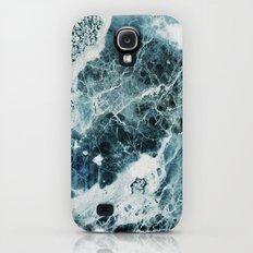 Blue Sea Marble Slim Case Galaxy S4