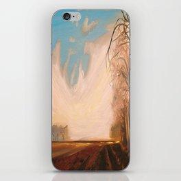 """""""traffic"""" Vintage Landscape iPhone Skin"""