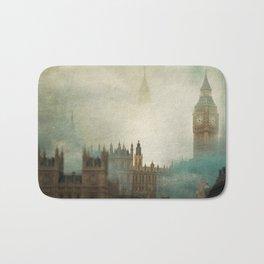 London Surreal Bath Mat