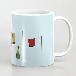 Winter nostalgia Coffee Mug