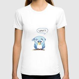 Funny owl T-shirt