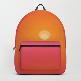 In the imagination's new beginning Backpack