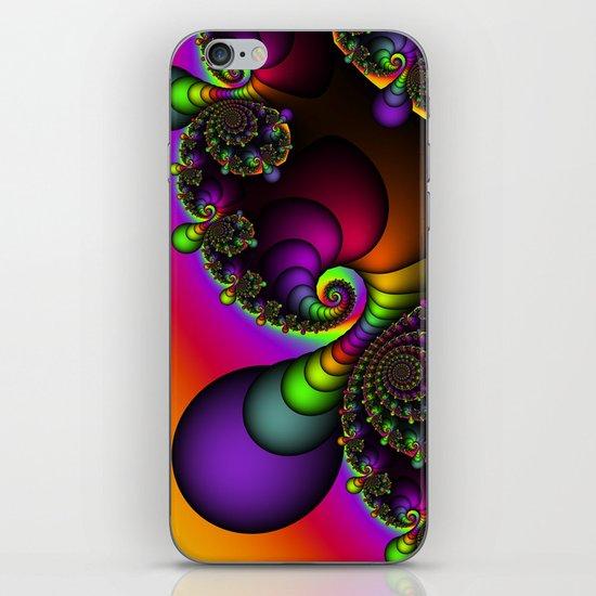 Rainbow Goddess iPhone & iPod Skin