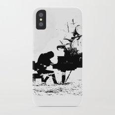 Pianist Passion iPhone X Slim Case
