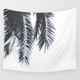 Palm Tree leaves abstract Wall Tapestry