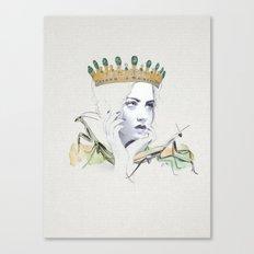 The Queen #2 Canvas Print