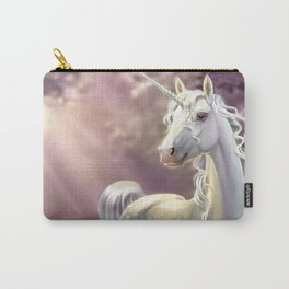 Unicorn in the forest Carry-All Pouch