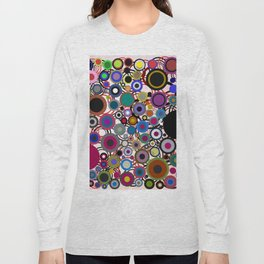 Abstract composition 136 Long Sleeve T-shirt