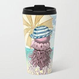 Summer Promenade Travel Mug