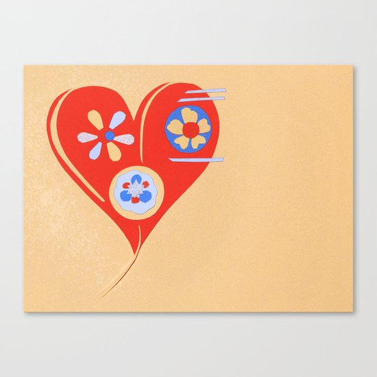 For The Love Of ... Canvas Print