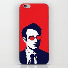 Daredevil Matt Murdock Fan Art iPhone & iPod Skin