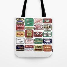 Tins Tote Bag