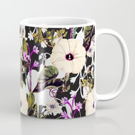 Flowery abstract garden Coffee Mug