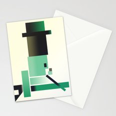 Hats and Ladders Stationery Cards