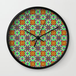Evelyn Wall Clock