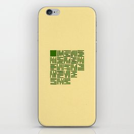 Cultivate iPhone Skin