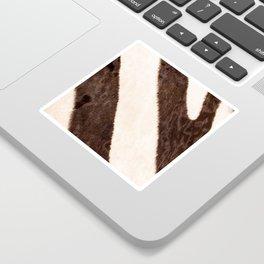 Zebra - stripes - #society6 #buyart #decor Sticker