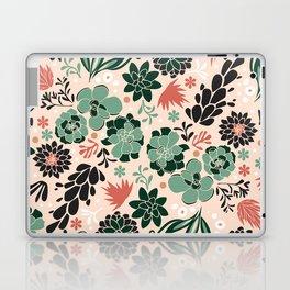 Succulent flowerbed Laptop & iPad Skin