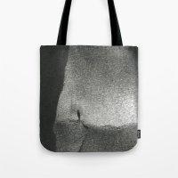 kieren walker Tote Bags featuring Walker by Sian Vernon