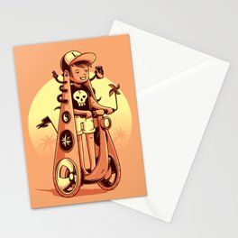 Dilatation is beauty! Stationery Cards