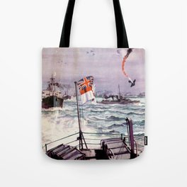 Arms for Russia Tote Bag