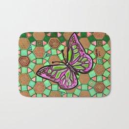 Butterfly #1 Bath Mat