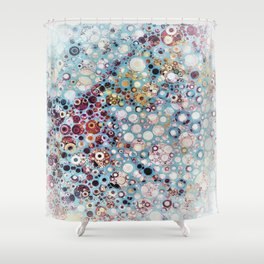 :: Saturday Lace :: Shower Curtain