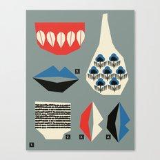 COLORADORE 022 Canvas Print