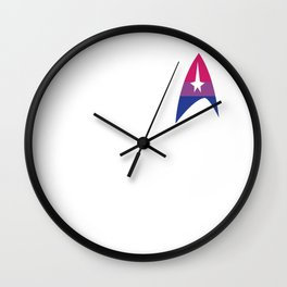 Command Bi Wall Clock